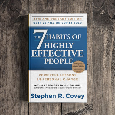 Stephen Covey – 7 Habits of Highly Effective People (D)