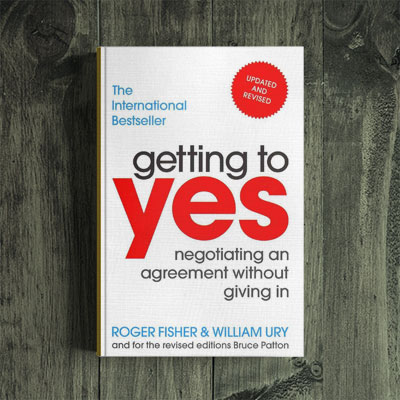 Roger Fisher & William Ury – Getting to YES
