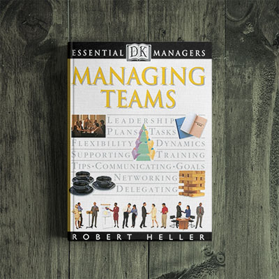 Robert Heller – Managing Teams (D)