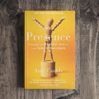 Amy Cuddy – Presence (D)