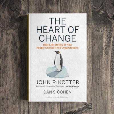 John P Kotter and Dan Cohen – The Heart of Change (D)